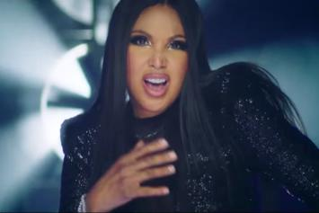 "Toni Braxton Proves She's Still Got It In ""Long As I Live"" Music Video"