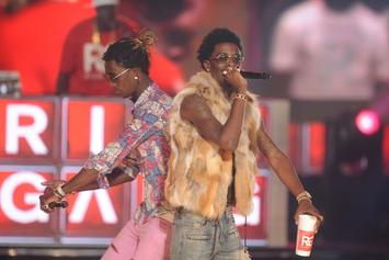 Gucci Mane Adds Extra Incentive For A Young Thug & Rich Homie Quan Reunion