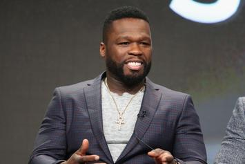 50 Cent Admits He Was Mad Af About Vivica A. Fox's Book, Doesn't Care Anymore
