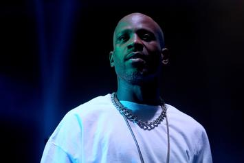 DMX Reportedly Sentenced To 1 Year In Prison For Tax Evasion