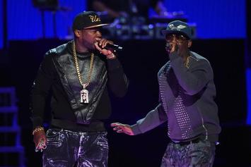 50 Cent Clowns Tony Yayo With Bizarre Foot-Sucking Video