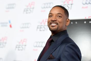 Will Smith & His Mom Share Identical Smiles On Easter
