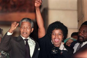 Winnie Mandela, Former Wife Of Nelson Mandela, Passes Away At 81