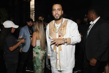 Are French Montana & Evelyn Lozada Over?