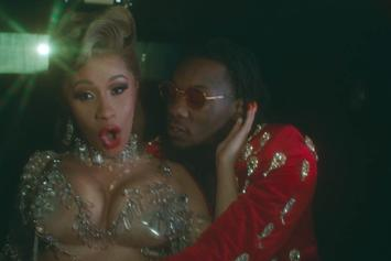 """Cardi B Drops Off New Video For """"Bartier Cardi"""" Featuring 21 Savage"""