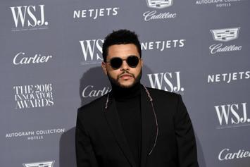 """The Weeknd's """"My Dear Melancholy,"""" Expected To Debut At #1 On Billboard 200"""