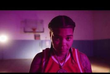 "Young M.A Channels Her Inner Allen Iverson In ""Praktice"" Video"