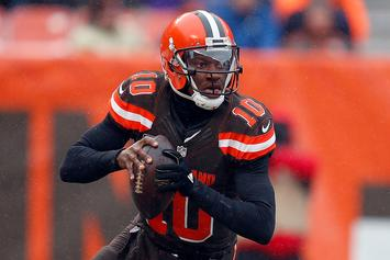 Robert Griffin III Is Back In The NFL