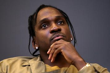 Pusha T Talks Collaborations With French Montana & Wale