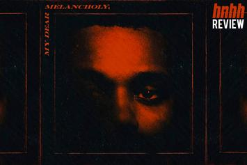 """The Weeknd """"My Dear Melancholy,"""" Review"""