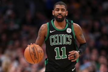 Kyrie Irving Releases Statement Ahead Of Season-Ending Surgery