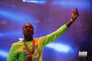 Meek Mill Speaks On Possibility Of Squashing Rick Ross & 50 Cent Beef