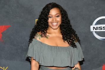 Chrisette Michele Hospitalized With Ruptured Appendix