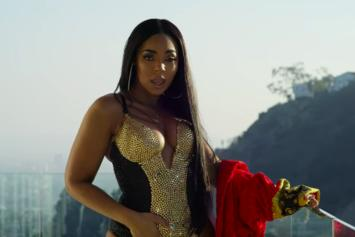 "Ashanti & Ty Dolla $ign Drop Off ""Say Less"" Visuals"