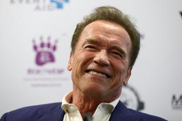 Arnold Schwarzenegger Returns Home After Successful Heart Surgery