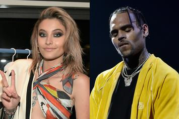 Paris Jackson Celebrates Birthday With Chris Brown, Paris Hilton & More