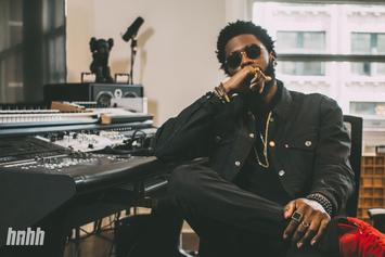 "Big K.R.I.T. Announces ""K.R.I.T."" Mixtape Release Date"