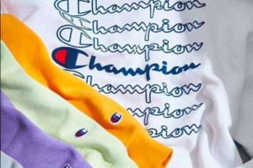 Champion's Spring Collection Is Basically A Necessity