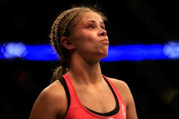 UFC's Paige VanZant Opens Up About Rape In New Book