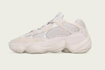 """Blush"" Adidas Yeezy 500 To Release This Weekend"