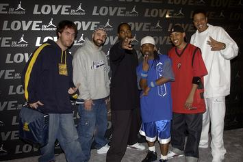 Jurassic 5 Announce International Tour Dates