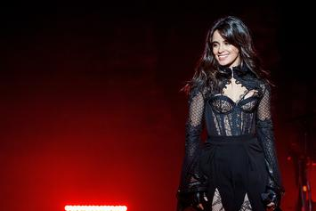 "Camila Cabello Performs Unreleased Pharrell Track ""Sangria Wine"""