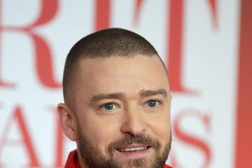 "Justin Timberlake's ""Mirrors"" Single Goes Platinum"