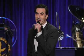 "Sacha Baron Cohen Cast In Upcoming Netflix Mini-Series ""The Spy"""