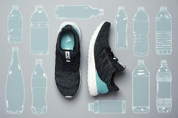 Adidas Running x Marc Ter Stegen Unveil UltraBoost Parley LTD