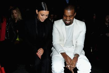 Kanye West & Kim Kardashian Wedding Rumors Reportedly Untrue