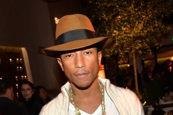 """Pharrell Files Lawsuit Against Will.i.am Over """"I Am"""" Beef [Update: Will.i.am Countersues]"""