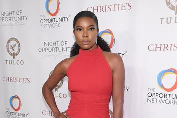 "Gabrielle Union Seen With Tristan Thompson's Side Chick: ""We Ain't Involved"""