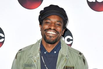 Andre 3000 Will Reportedly Be Releasing A Solo Album In 2014 [Update: Rep For Andre Says It's Not Confirmed]