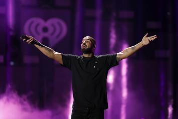 "Drake Teases A ""Hard"" Intro On His New Album"