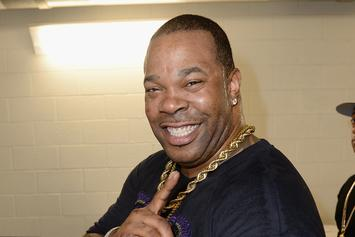 "BTS: Busta Rhymes' Video Shoot For ""I Wanna Thank You"" With Kanye West & Q-Tip"