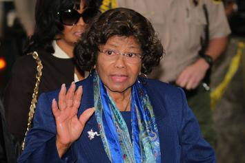 Katherine Jackson Suffers Stroke & Can't Speak Or Hear Properly: Report
