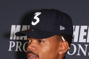 """Story On How Chance The Rapper And The """"You Song"""" Made """"Dedication 5"""""""
