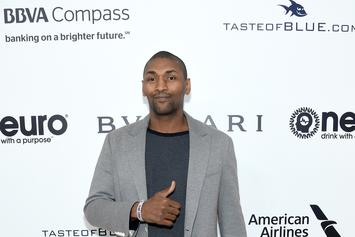 Metta World Peace Says The Genre Of Hip-Hop Has Changed