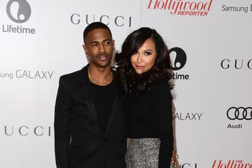 Photos: Big Sean & Naya Rivera At Terry Richardson's Studio