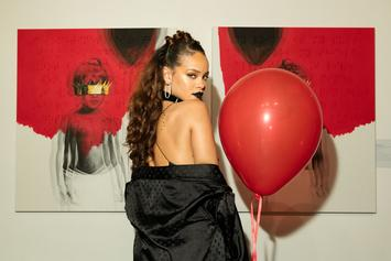 Rihanna's Latest IG Post Has Fans Speculating About New Music