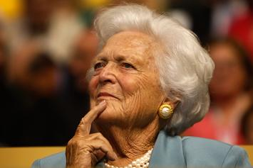 Barbara Bush Dead At 92