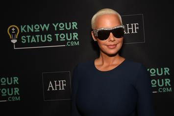 """Amber Rose Vents To Her Fans: """"No One Wants To Ever See Me Happy"""""""