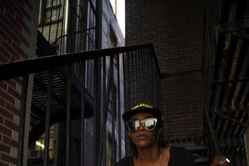 """Angel Haze Sells Slightly Over 1,000 Copies Of """"Dirty Gold"""" In First Week"""