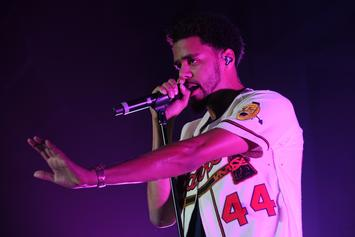 """J. Cole Is Having Trouble Finding A Physical """"K.O.D."""" Copy"""