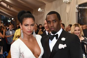 Diddy & Cassie Engagement Rumors Are False