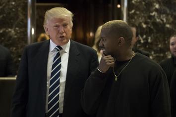 "Kanye West Admits To Ebro: ""I Love Donald Trump"""