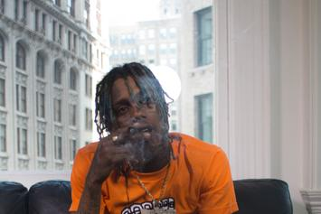 Famous Dex Shown Love From Chicago Fans In New Video