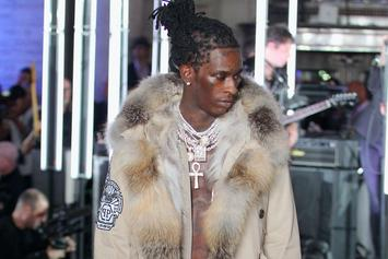 "10 Young Thug ""Singing"" Tracks In Anticipation Of ""EBBTG"""