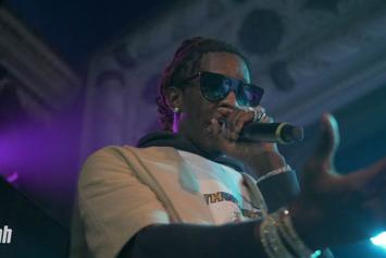 """Young Thug Says """"EBBTG"""" Project Is Coming """"This Week"""""""