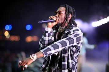 Offset Formally Served With DNA Test By Alleged Baby Mama Celina Powell: Report